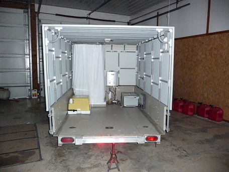 Rv trailer repair parts rv workshop for Rv workshop