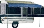 Bag Awning Pop Up Camper Awning