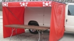 Concession Stand Awning