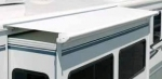 Molten Vinyl RV Slide Out Awning Fabric