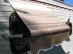 RV Window Awnings | RVWorkShop