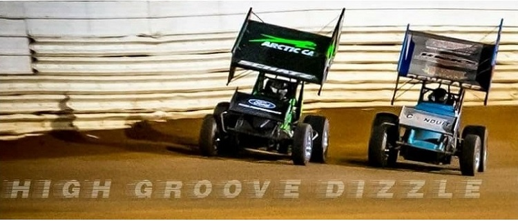 Donnie Schatz and Lance Dewease 69K at Port Royal 2017
