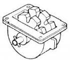 Apache Gear Box (set of 2)